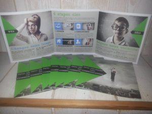 Phileas web : une nouvelle plaquette commerciale et… un bureau au Croisic !
