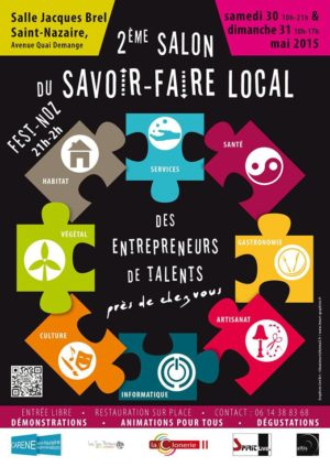 Quatre entrepreneurs du Périscop au Salon du savoir-faire local