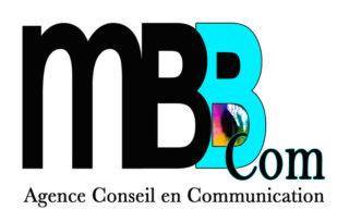 Logo MBB Com avec base line